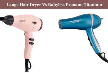 L'ange Hair Dryer Vs BaBylissPro Nano Titanium: Choose The Best One