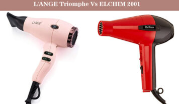 L'ANGE Triomphe Vs ELCHIM 2001 Classic Hair Dryer – Choose The Best One