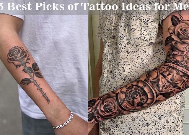 15 Best Picks of Tattoo Ideas for Men