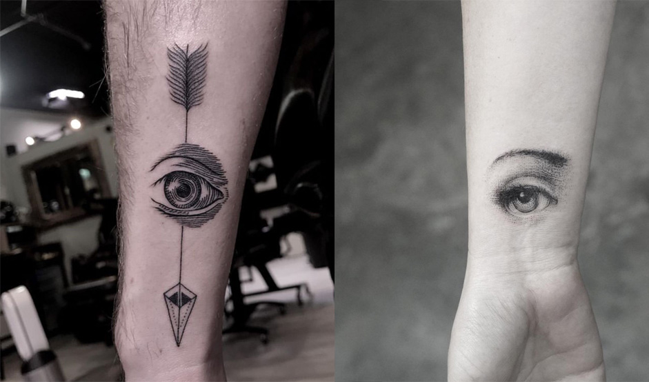 Eye Tattoo Designs
