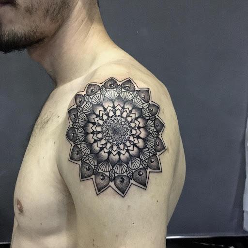 Mandala Tattoo Design Ideas