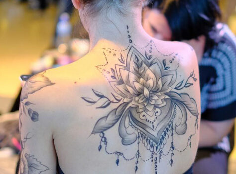 15 Mandala Tattoo Design Ideas