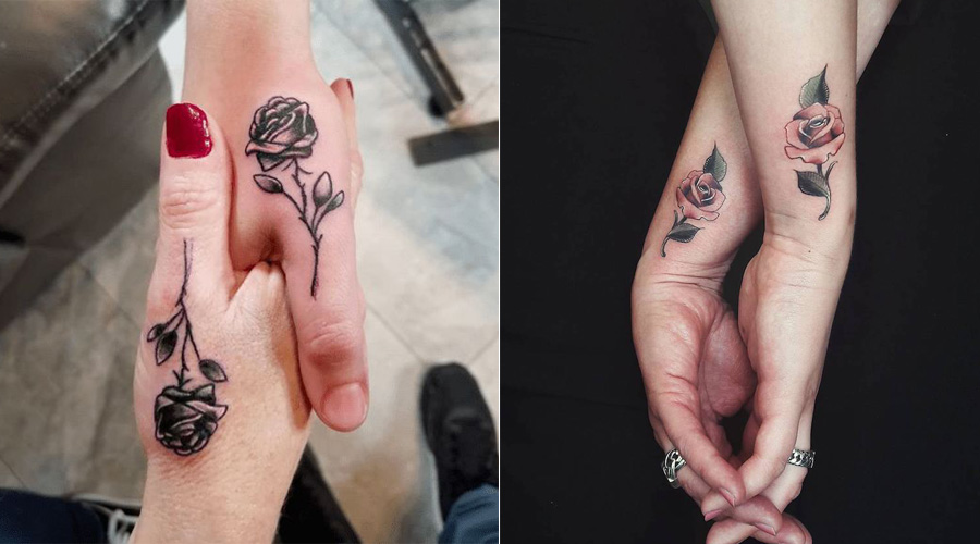 15 Heart-Melting Mom And Daughter Tattoos