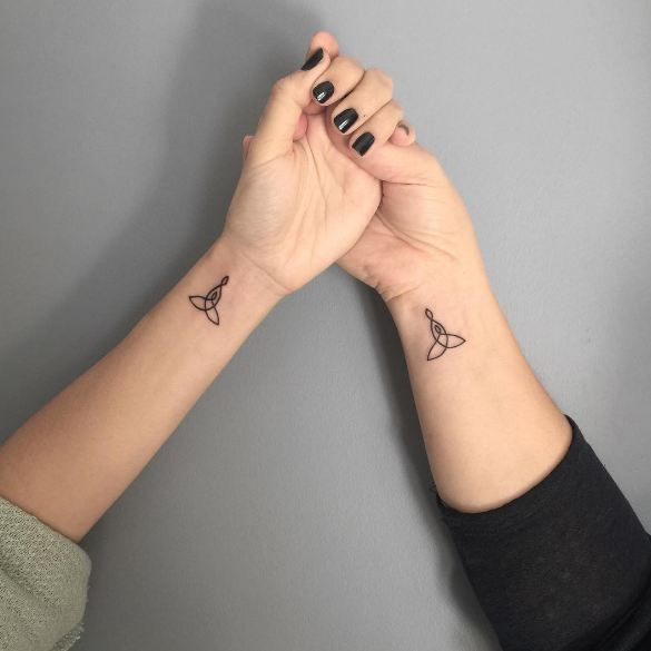 Simple, Small and Chic Tattoo