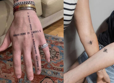 15 Simple, Small and Chic Tattoo designs for Boys and Girls