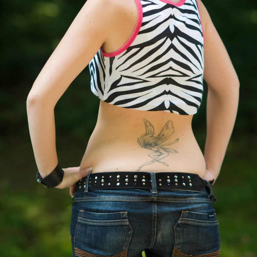 Stamp Tramp Tattoo Design Ideas
