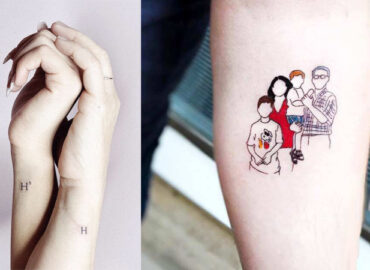 15 Meaningful Family Tattoos That Show Your Love