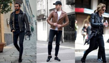 6 Best Leather Jacket Styles for Men to Try This Fall