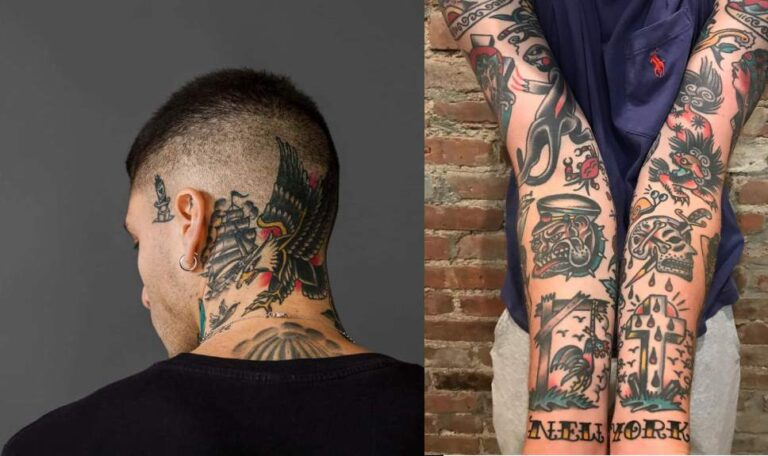 15 Incredible Traditional Tattoo With Meaning
